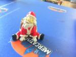 Portatovaglioli Babbo Natale