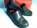 Scarpe Mocassino Pelle N 40